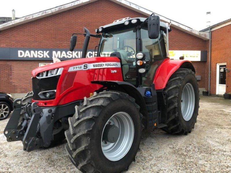 Traktor a típus Massey Ferguson 7718 Dyna VT, Gebrauchtmaschine ekkor: Videbæk (Kép 1)