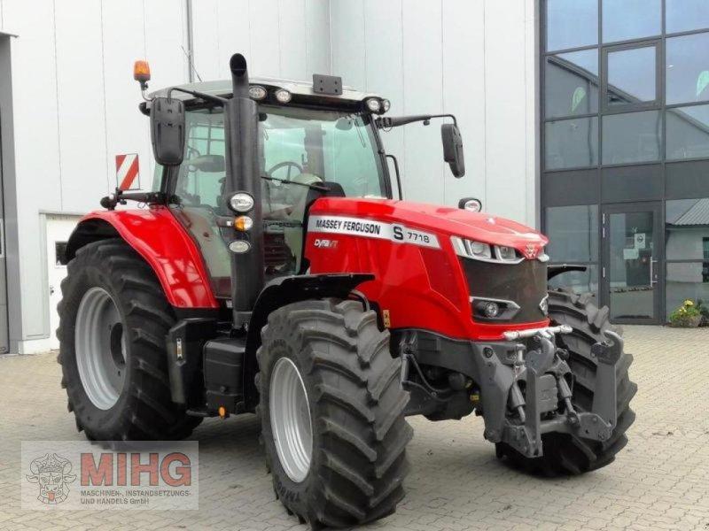 Traktor des Typs Massey Ferguson 7718 DYNA VT, Neumaschine in Dummerstorf OT Petschow (Bild 1)