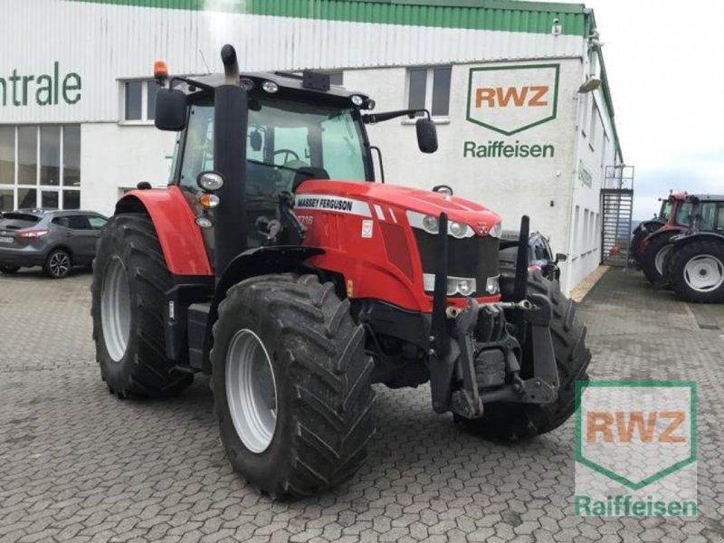 Traktor des Typs Massey Ferguson 7718 Dyna VT, Gebrauchtmaschine in Kruft (Bild 1)
