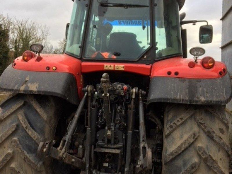 Traktor of the type Massey Ferguson 7718 EFD6, Gebrauchtmaschine in Grantham (Picture 2)