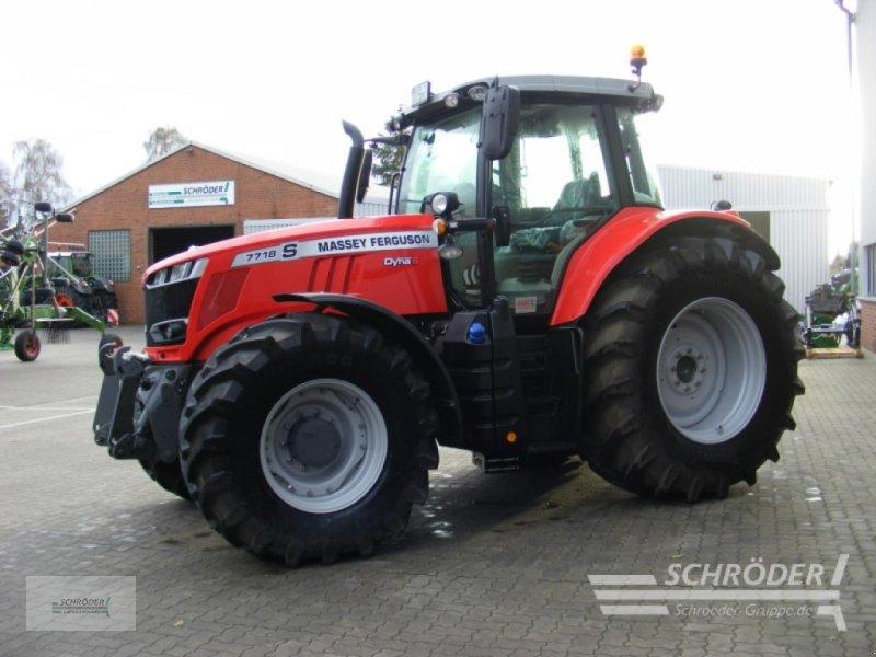 Traktor des Typs Massey Ferguson 7718 S DYNA-6 NEW EF, Gebrauchtmaschine in Holdorf (Bild 1)