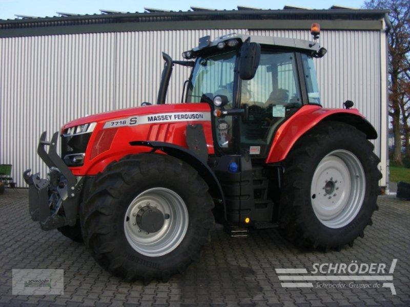Traktor des Typs Massey Ferguson 7718 S DYNA-6 NEW EX, Gebrauchtmaschine in Ahlerstedt (Bild 1)