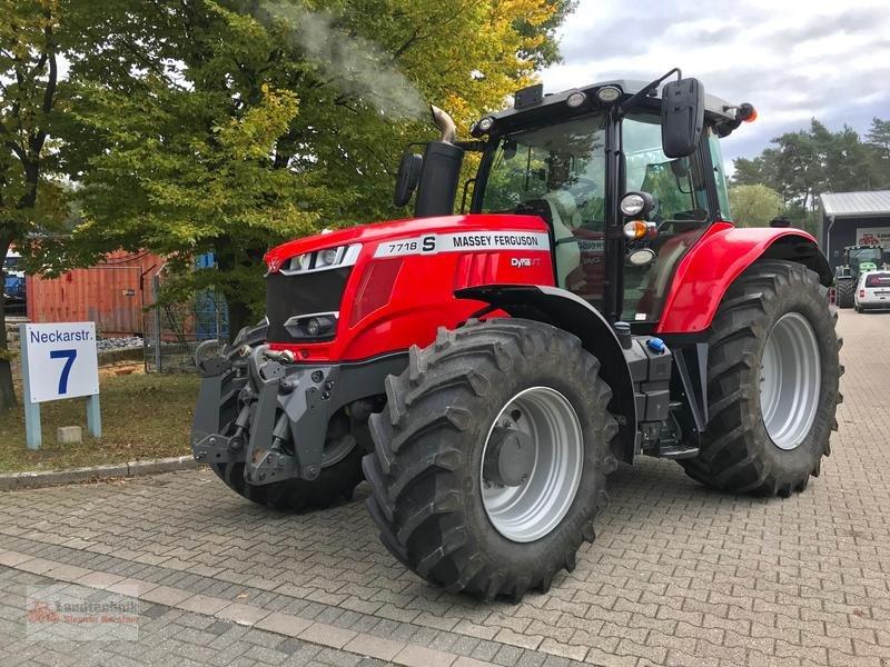 Traktor des Typs Massey Ferguson 7718 S  Dyna  VT, Gebrauchtmaschine in Marl (Bild 1)