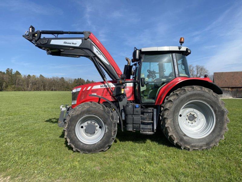 Traktor des Typs Massey Ferguson 7718, Gebrauchtmaschine in Lorch (Bild 1)