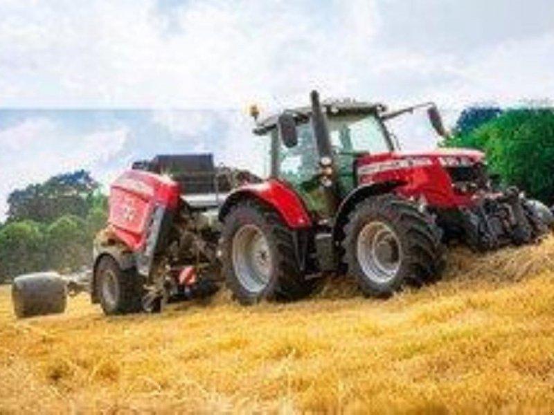 Traktor des Typs Massey Ferguson 7718S DYNA 6 EF, Gebrauchtmaschine in Toftlund (Bild 1)