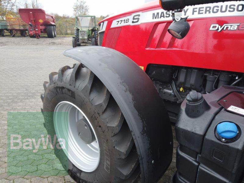 Traktor des Typs Massey Ferguson 7718S DYNA-6 EFFICIENT, Gebrauchtmaschine in Manching (Bild 8)