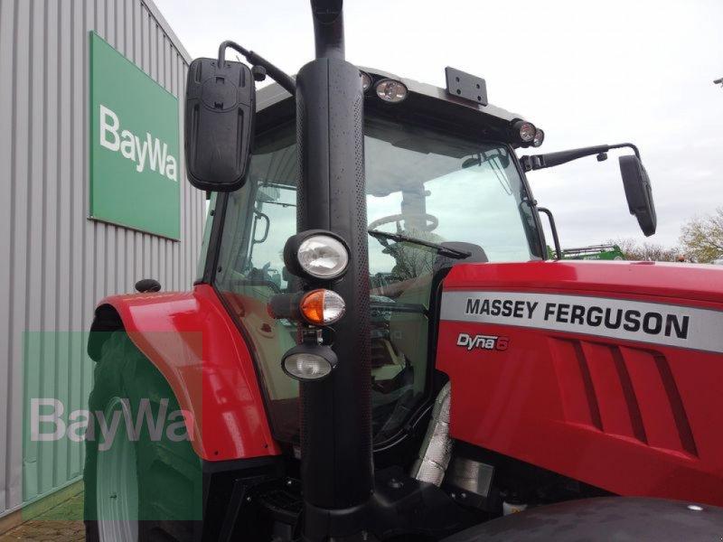 Traktor des Typs Massey Ferguson 7718S DYNA-6 EFFICIENT, Gebrauchtmaschine in Manching (Bild 15)