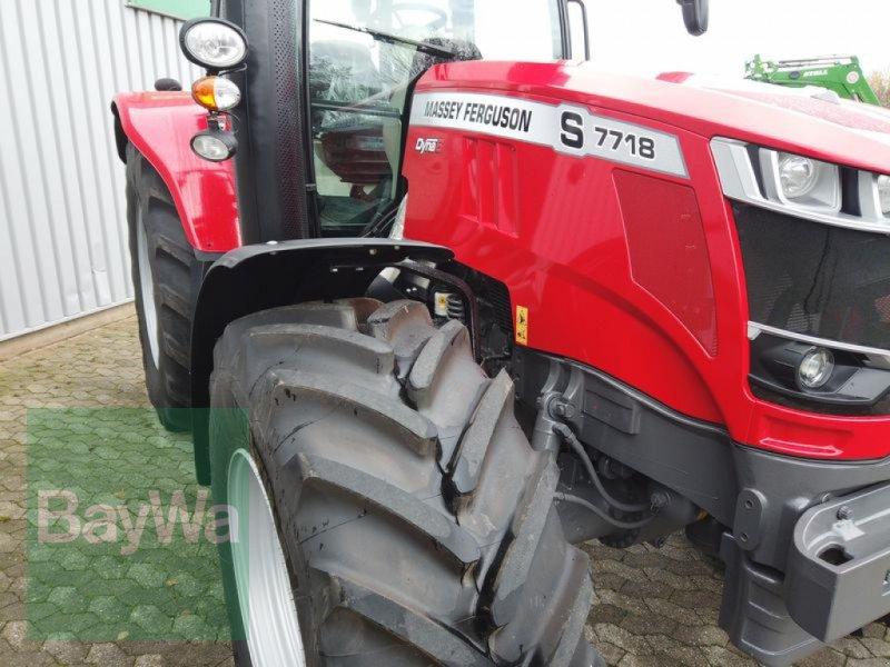 Traktor des Typs Massey Ferguson 7718S DYNA-6 EFFICIENT, Gebrauchtmaschine in Manching (Bild 17)
