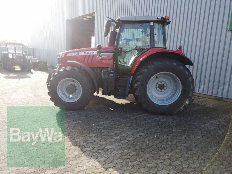 Traktor des Typs Massey Ferguson 7718S DYNA-VT EXCLUSIVE, Gebrauchtmaschine in Manching (Bild 15)