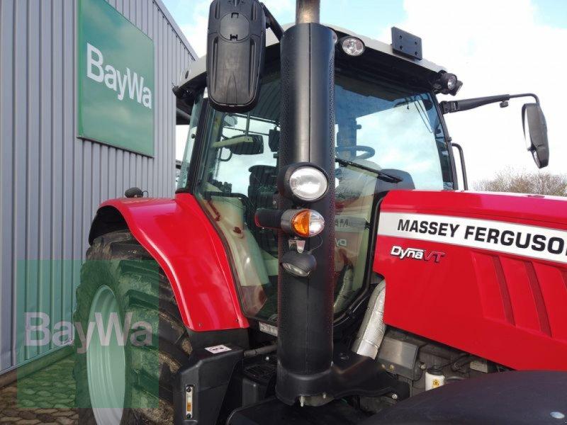 Traktor des Typs Massey Ferguson 7718S DYNA-VT EXCLUSIVE, Gebrauchtmaschine in Manching (Bild 11)