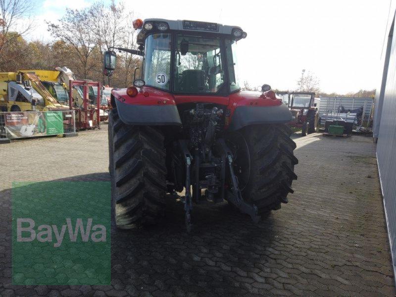 Traktor des Typs Massey Ferguson 7718S DYNA-VT EXCLUSIVE, Gebrauchtmaschine in Manching (Bild 4)
