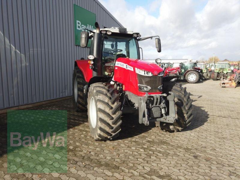 Traktor des Typs Massey Ferguson 7718S DYNA-VT EXCLUSIVE, Gebrauchtmaschine in Manching (Bild 17)