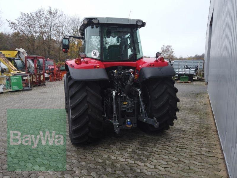 Traktor des Typs Massey Ferguson 7718S DYNA-VT EXCLUSIVE, Gebrauchtmaschine in Manching (Bild 5)