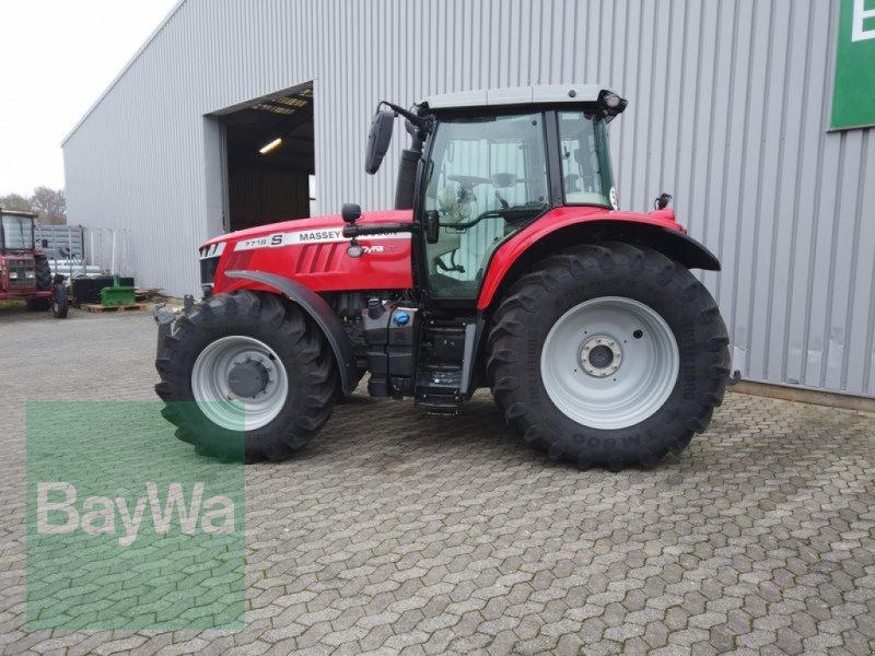 Traktor des Typs Massey Ferguson 7718S DYNA-VT EXCLUSIVE, Gebrauchtmaschine in Manching (Bild 6)