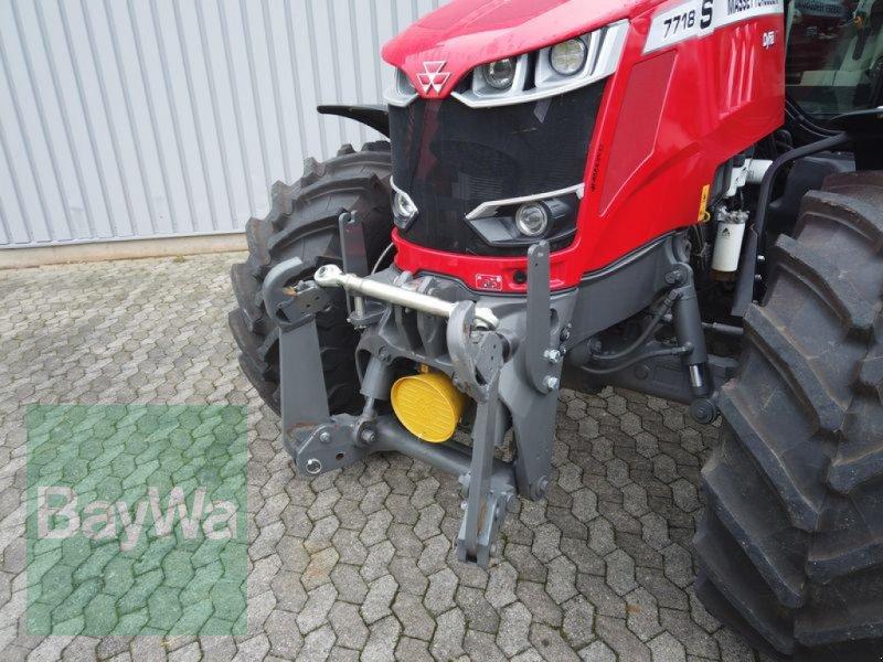 Traktor des Typs Massey Ferguson 7718S DYNA-VT EXCLUSIVE, Gebrauchtmaschine in Manching (Bild 7)