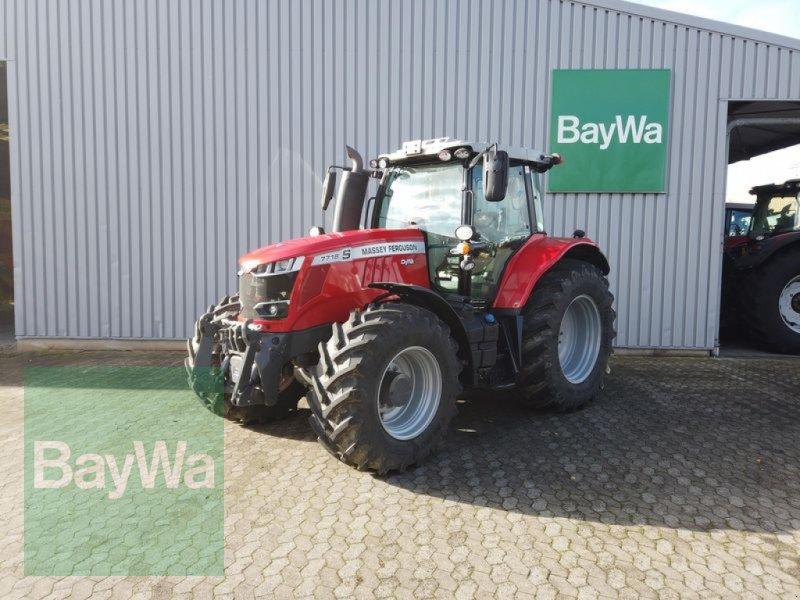 Traktor des Typs Massey Ferguson 7718S DYNA-VT EXCLUSIVE, Gebrauchtmaschine in Manching (Bild 1)
