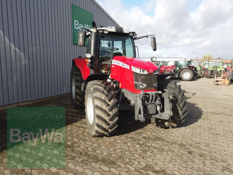 Traktor του τύπου Massey Ferguson 7718S DYNA-VT EXCLUSIVE, Gebrauchtmaschine σε Manching (Φωτογραφία 17)