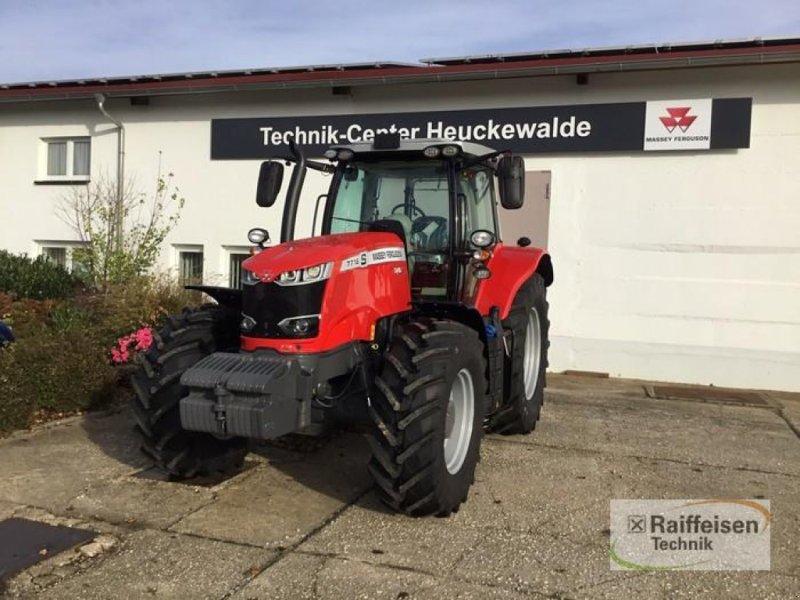 Traktor des Typs Massey Ferguson 7718S Dyna-VT, Neumaschine in Bad Langensalza (Bild 10)