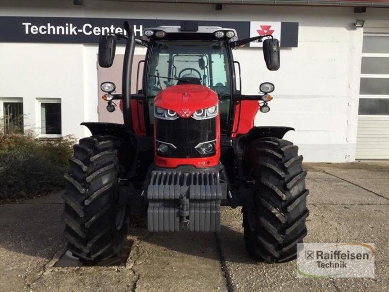 Traktor des Typs Massey Ferguson 7718S Dyna-VT, Neumaschine in Bad Langensalza (Bild 1)