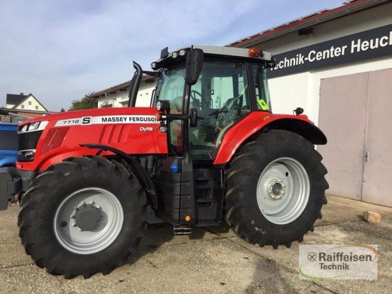 Traktor des Typs Massey Ferguson 7718S Dyna-VT, Neumaschine in Bad Langensalza (Bild 4)