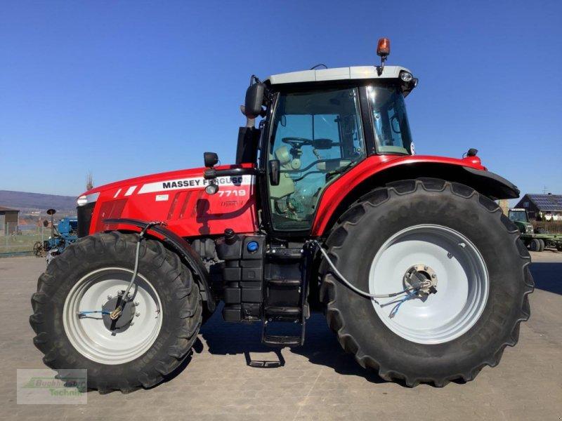 Traktor des Typs Massey Ferguson 7719 DynaVT Exclusive, Gebrauchtmaschine in Coppenbruegge (Bild 1)