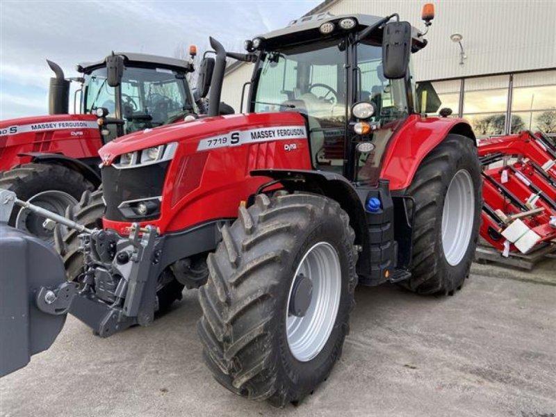 Traktor типа Massey Ferguson 7719 EX, Gebrauchtmaschine в Blentarp (Фотография 1)