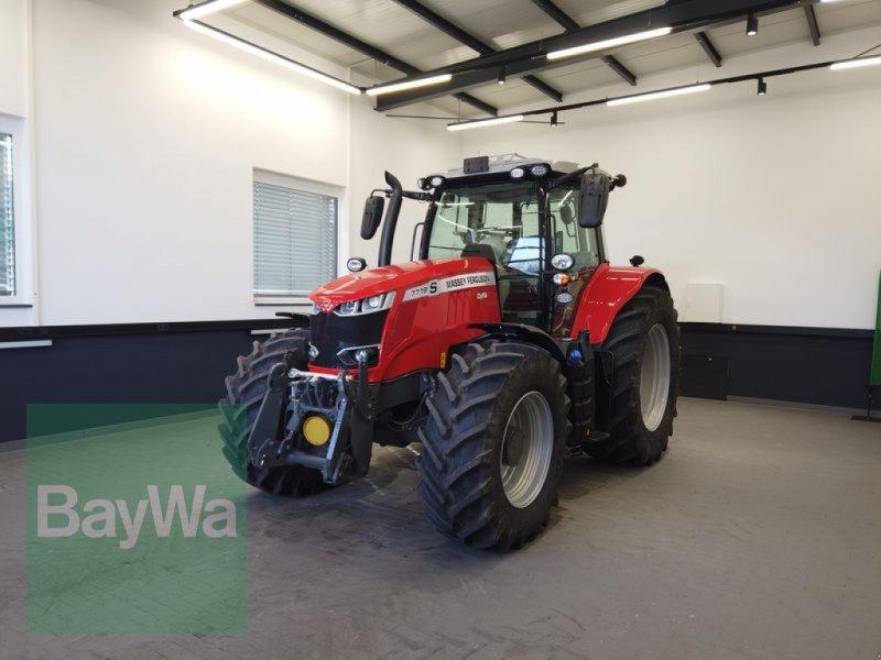 Traktor des Typs Massey Ferguson 7719 S DYNA-VT NEW EXCLUSIVE, Gebrauchtmaschine in Manching (Bild 1)