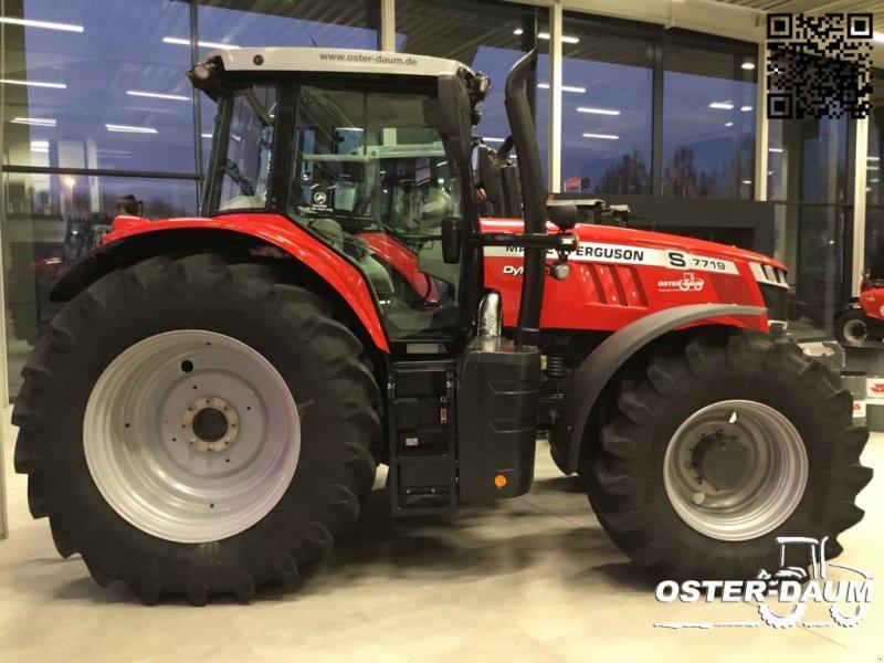 Traktor des Typs Massey Ferguson 7719 S Dyna VT, Neumaschine in Kaisersesch (Bild 3)