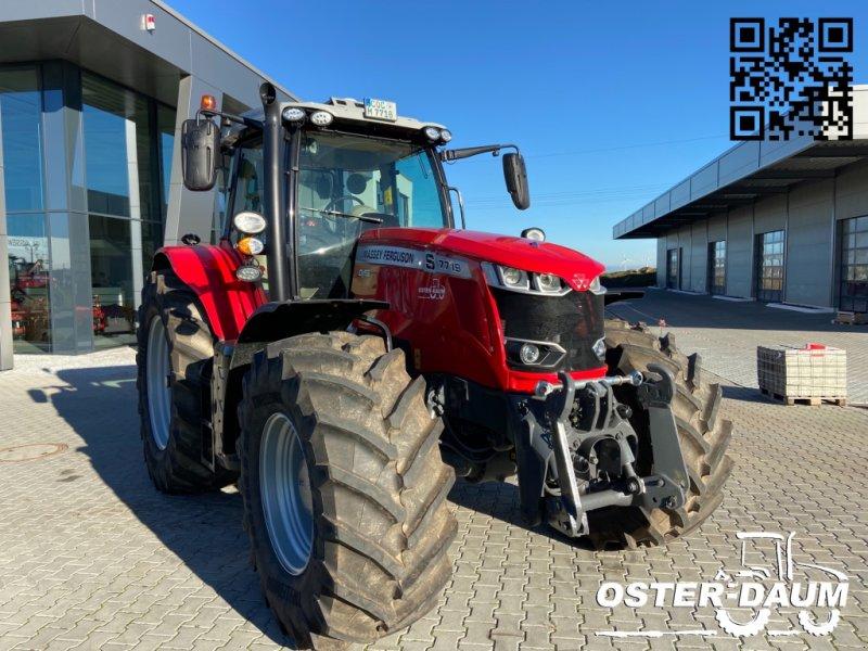 Traktor des Typs Massey Ferguson 7719 S Dyna-VT, Neumaschine in Kaisersesch (Bild 1)