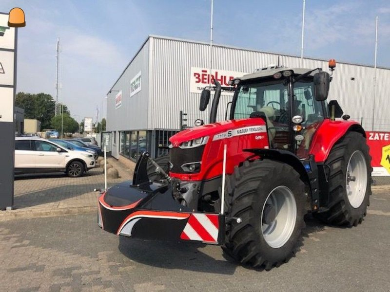 Traktor типа Massey Ferguson 7719, Gebrauchtmaschine в Zoetermeer (Фотография 1)