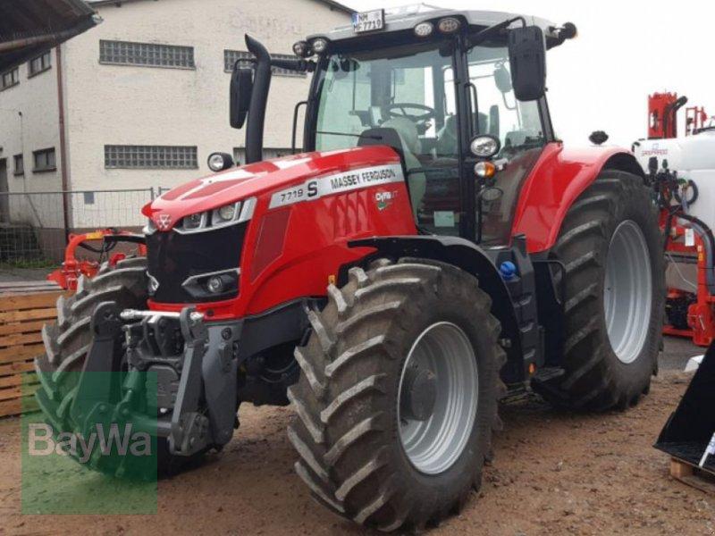Traktor des Typs Massey Ferguson 7719S DYNA-VT NEW EXCLUSIVE, Gebrauchtmaschine in Neumarkt, Oberpf (Bild 1)