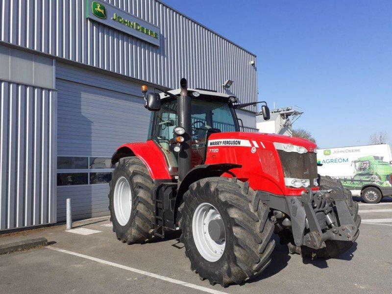 Traktor типа Massey Ferguson 7720 DYNA 6, Gebrauchtmaschine в NOYANT (Фотография 1)