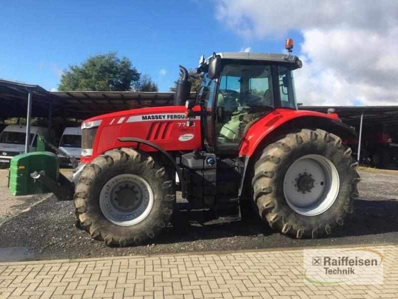 Traktor типа Massey Ferguson 7720 Dyna-VT Exclusive, Gebrauchtmaschine в Tülau-Voitze (Фотография 1)