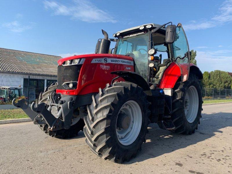 Traktor des Typs Massey Ferguson 7720 EXC, Gebrauchtmaschine in Ste Catherine (Bild 1)