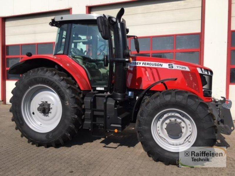 Traktor des Typs Massey Ferguson 7720 S Dyna-VT, Gebrauchtmaschine in Bad Langensalza (Bild 3)