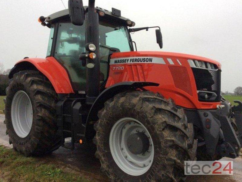 Traktor des Typs Massey Ferguson 7720 S DynaVT Next EditionExclusive, Gebrauchtmaschine in Rees (Bild 8)