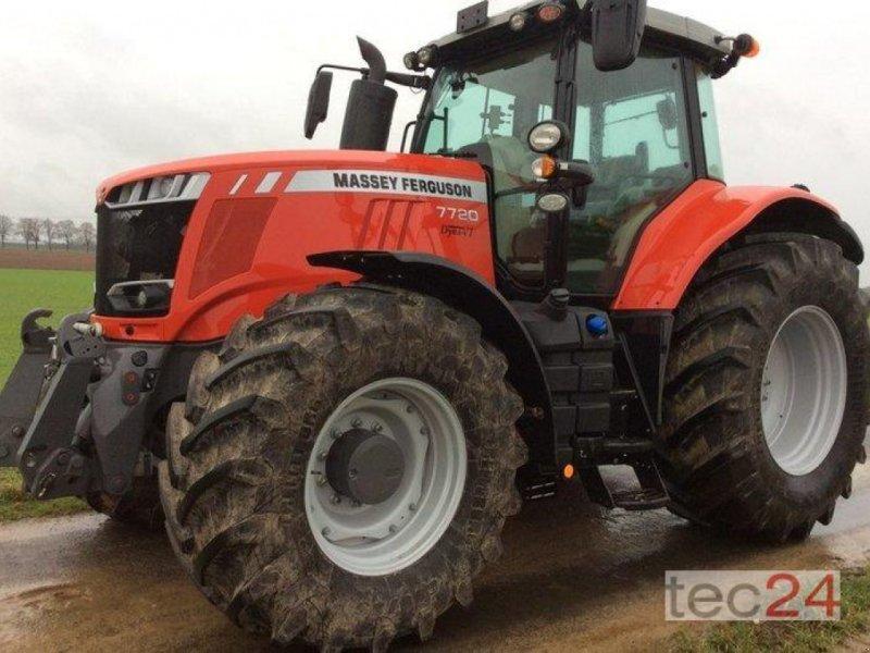 Traktor des Typs Massey Ferguson 7720 S DynaVT Next EditionExclusive, Gebrauchtmaschine in Rees (Bild 1)
