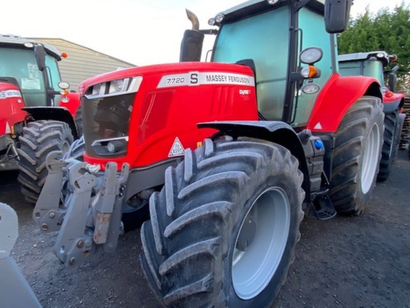 Traktor typu Massey Ferguson 7720, Gebrauchtmaschine w Grantham (Zdjęcie 1)