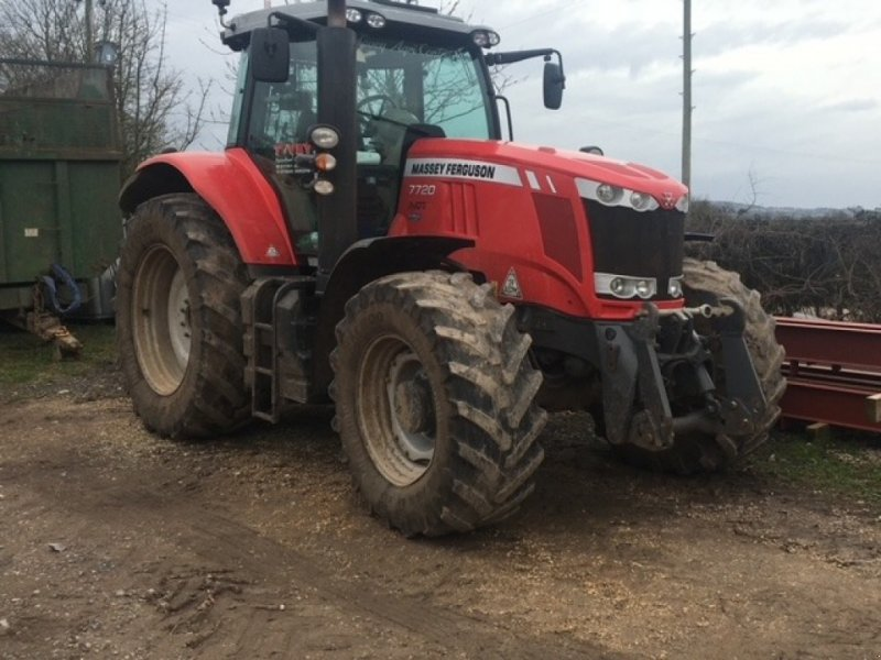 Traktor of the type Massey Ferguson 7720, Gebrauchtmaschine in Grantham (Picture 1)
