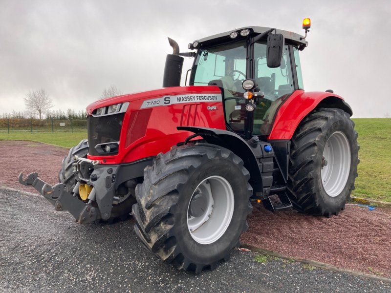 Traktor des Typs Massey Ferguson 7720, Gebrauchtmaschine in CONDE SUR VIRE (Bild 1)