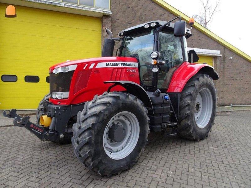 Traktor des Typs Massey Ferguson 7720, Gebrauchtmaschine in Zoetermeer (Bild 1)