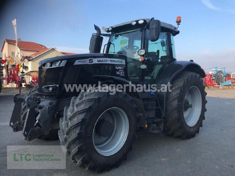 Traktor des Typs Massey Ferguson 7720S DVT NEXT, Gebrauchtmaschine in Großpetersdorf (Bild 1)