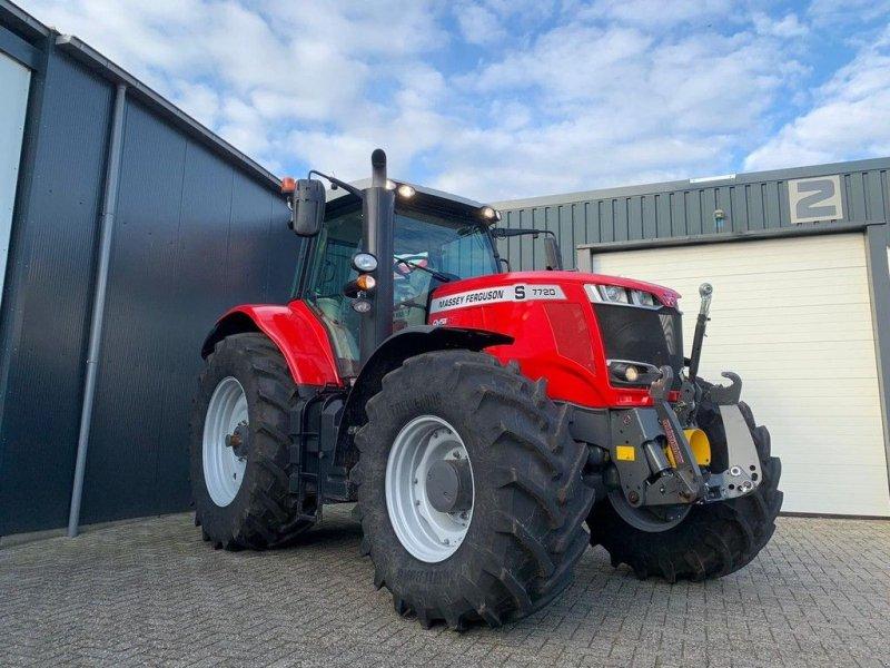 Traktor des Typs Massey Ferguson 7720S DYNA-VT, Gebrauchtmaschine in MARIENHEEM (Bild 1)