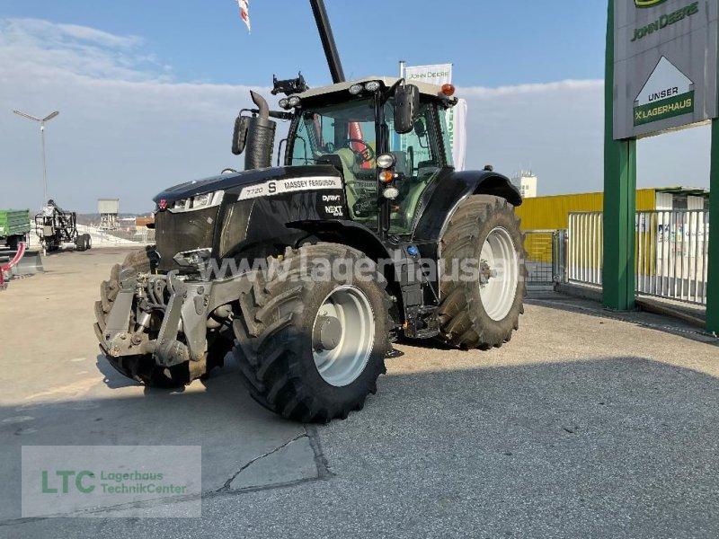 Traktor des Typs Massey Ferguson 7720S NEXT EDITION, Gebrauchtmaschine in Zwettl (Bild 15)