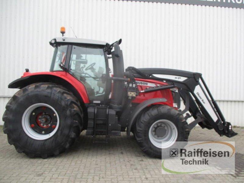 Traktor des Typs Massey Ferguson 7722 Dyna-VT Exclusive, Gebrauchtmaschine in Holle (Bild 2)