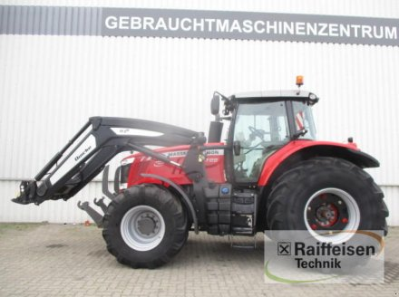 Traktor des Typs Massey Ferguson 7722 Dyna-VT Exclusive, Gebrauchtmaschine in Holle (Bild 1)