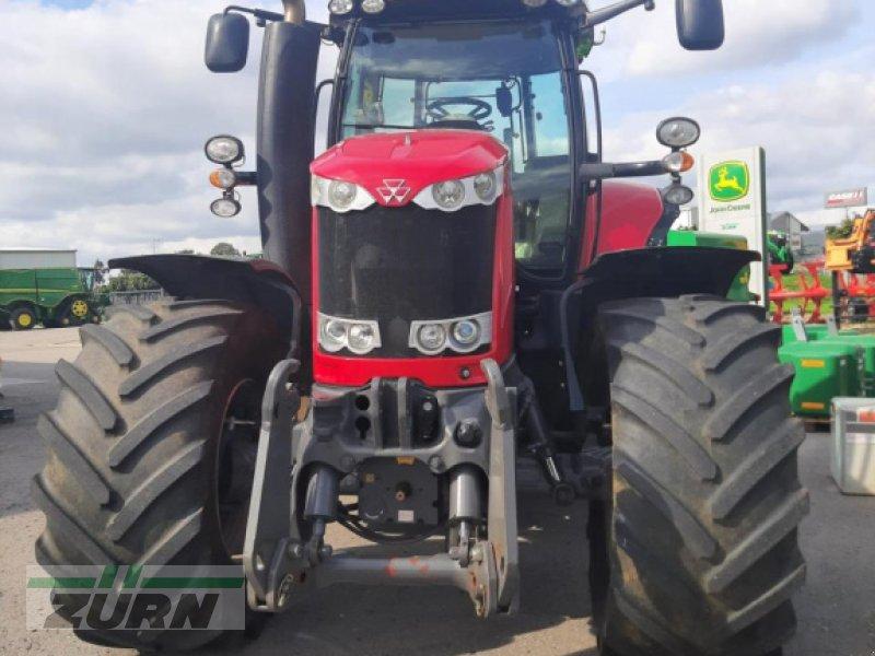Traktor des Typs Massey Ferguson 7722 Dyna VT, Gebrauchtmaschine in Rot am See (Bild 1)