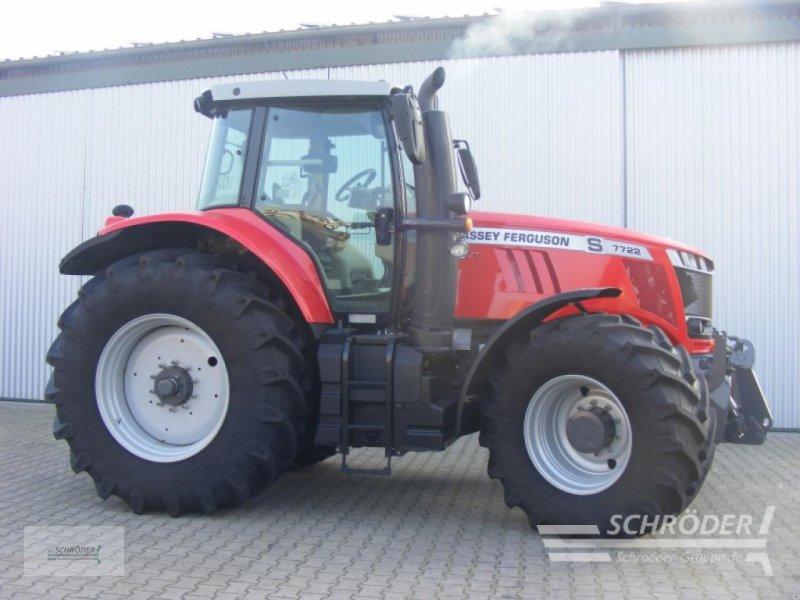 Traktor des Typs Massey Ferguson 7722 S Dyna VT Exclusive, Gebrauchtmaschine in Lastrup (Bild 1)