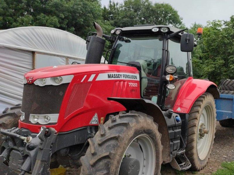 Traktor typu Massey Ferguson 7722 S  DYNA VT, Gebrauchtmaschine w Whaplode (Zdjęcie 1)