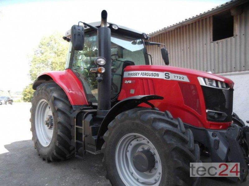 Traktor des Typs Massey Ferguson 7722 S  DYNA VT, Gebrauchtmaschine in Diez (Bild 4)
